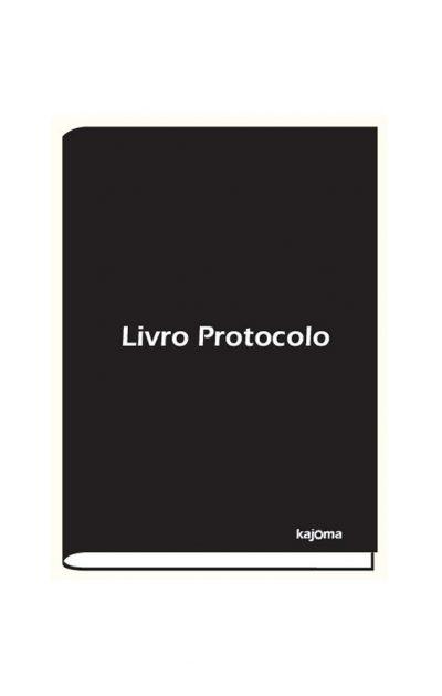 Livro-Protocolo-de-Correspondência-200Folhas-Kajoma
