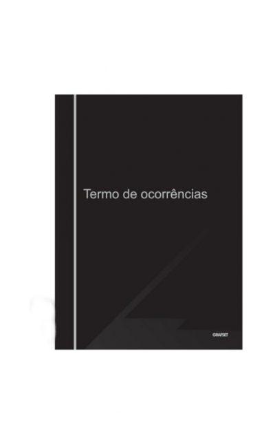 Livro-Termo-de-Ocorrência-50Folhas-Grafset
